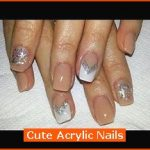 Cute Acrylic Nails , 6 Cute Acrylic Nail Designs In Nail Category