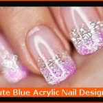 Cute Blue Acrylic Nail Designs , 6 Cute Acrylic Nail Designs In Nail Category