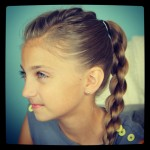 Cute High Ponytails Girls Hairstyles , 6 Cheerleader Ponytail Hairstyles In Hair Style Category