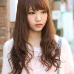 Cute Korean Hairstyle for Long Hair , 4 Cute Styles For Long Hair In Hair Style Category