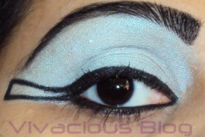 Make Up , 6 Cleopatra Eye Makeup : Vivacious Blog: Cleopatra Eye Makeup
