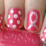 TheSwatchingSprite: October Is Breast Cancer Awareness Month , 6  Breast Cancer Nail Designs In Nail Category