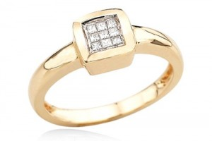 500x500px 10 Diamond Ring Picture in Jewelry