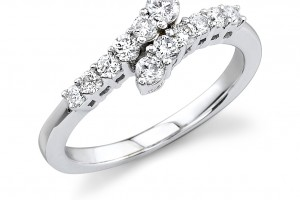 1228x1288px 5 Diamond Ring Picture in Jewelry