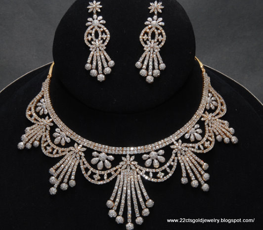 7 Diamond Necklace Designs in Jewelry