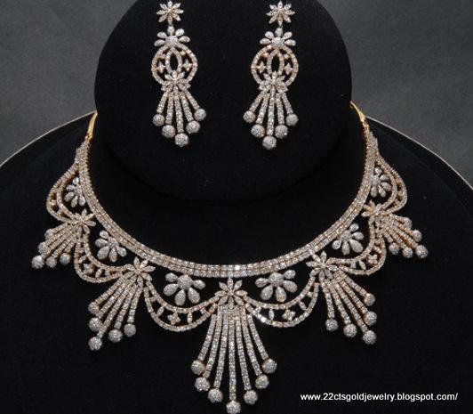 7 Diamond Necklace Designs in Jewelry