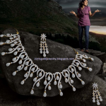Email This BlogThis! Share to Twitter Share to Facebook , 7 Diamond Necklace Designs In Jewelry Category