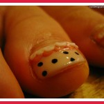 Easy Toe Nail Art Designs , 6 Easy Toe Nail Designs In Nail Category