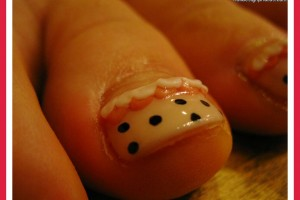 Nail , 6 Easy Toe Nail Designs : Easy Toe Nail Art Designs