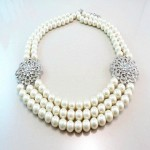 Etsy Store Pearl Necklace , 12 Necklace Etsy In Jewelry Category