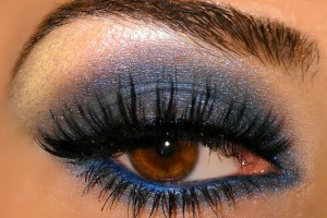 Make Up , 8 Eye Makeup For A Fairy : Fairy Eye Makeup Image
