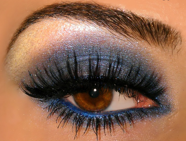 Make Up , 8 Eye Makeup For A Fairy : Fairy Eye Makeup Image