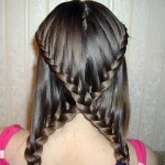 Fashionable Hair Braid , 6 French Braid Hair Band In Hair Style Category