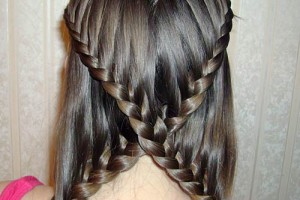 Hair Style , 6 French Braid Hair Band : Fashionable Hair Braid