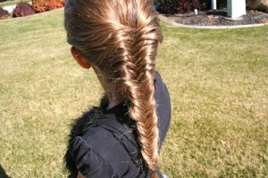 Hair Style , 6  Fishtail French Braid : How to Fishtail French Braid | Long Hairstyles | Cute Girls Hairstyles