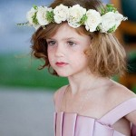 Flower Girl Hair Accessories , 7 Flower Girl Hair In Hair Style Category