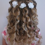 Flower Girl Hair Inspiration , 7 Flower Girl Hair In Hair Style Category