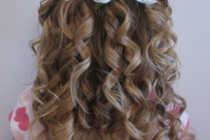 Hair Style , 7 Flower Girl Hair : Flower Girl Hair Inspiration