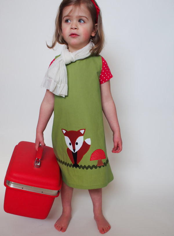 6 Vintage Style Dresses For Kids in Fashion