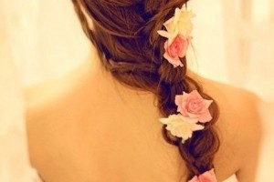 Hair Style , 6  Fishtail French Braid : French Fishtail Braid for Wedding – A Romantic Wedding Hairstyle ...