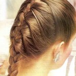 French fishtail braid French Fishtail Braid , 6  Fishtail French Braid In Hair Style Category