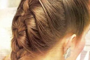 Hair Style , 6  Fishtail French Braid : French fishtail braid French Fishtail Braid
