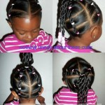 Easy Creative Natural Hairstyles - Untrained Hair Mom , 7 Little Girls Twist Hairstyles In Hair Style Category