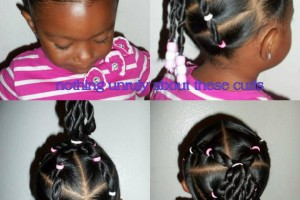 Hair Style , 7 Little Girls Twist Hairstyles : Easy Creative Natural Hairstyles - Untrained Hair Mom