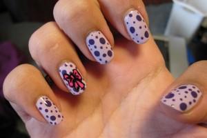 Nail , 7 Girly Nail Designs : Girly Nail Art Designs