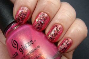 Nail , 7 Girly Nail Designs : Girly Pink Nail Art