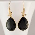 Gold Dove Bird Earrings , 8 Gold Drop Earrings In Jewelry Category
