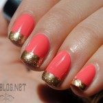 Golden-I Sally Hansen Nail Polish , 6 Gold Nail Polish Ideas In Nail Category