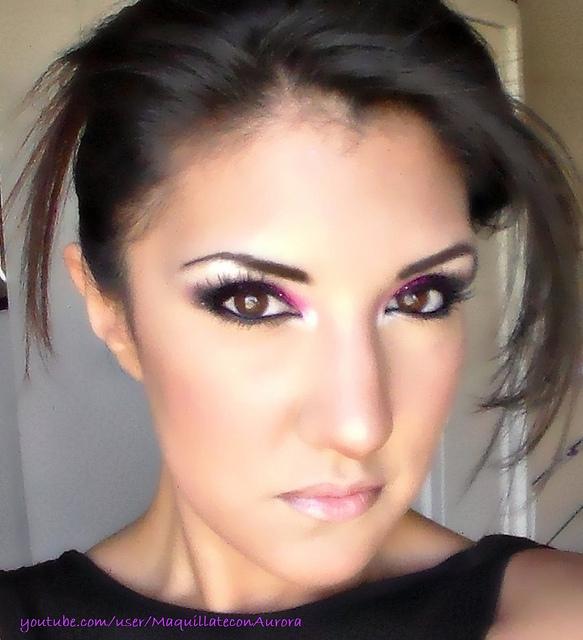 Gothic Eye Makeup 7 Goth Eye Makeup Woman Fashion
