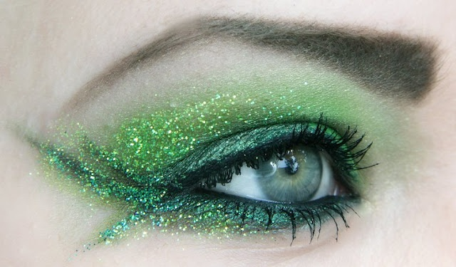 5 Green Fairy Eye Makeup in Make Up