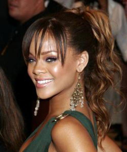 Half ponytail curls 7 half ponytail hairstyles woman fashion large 496 x 595 urmus Choice Image