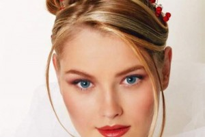 Hair Style , 7 Pretty Up Hairstyles : Half up pretty hairstyles