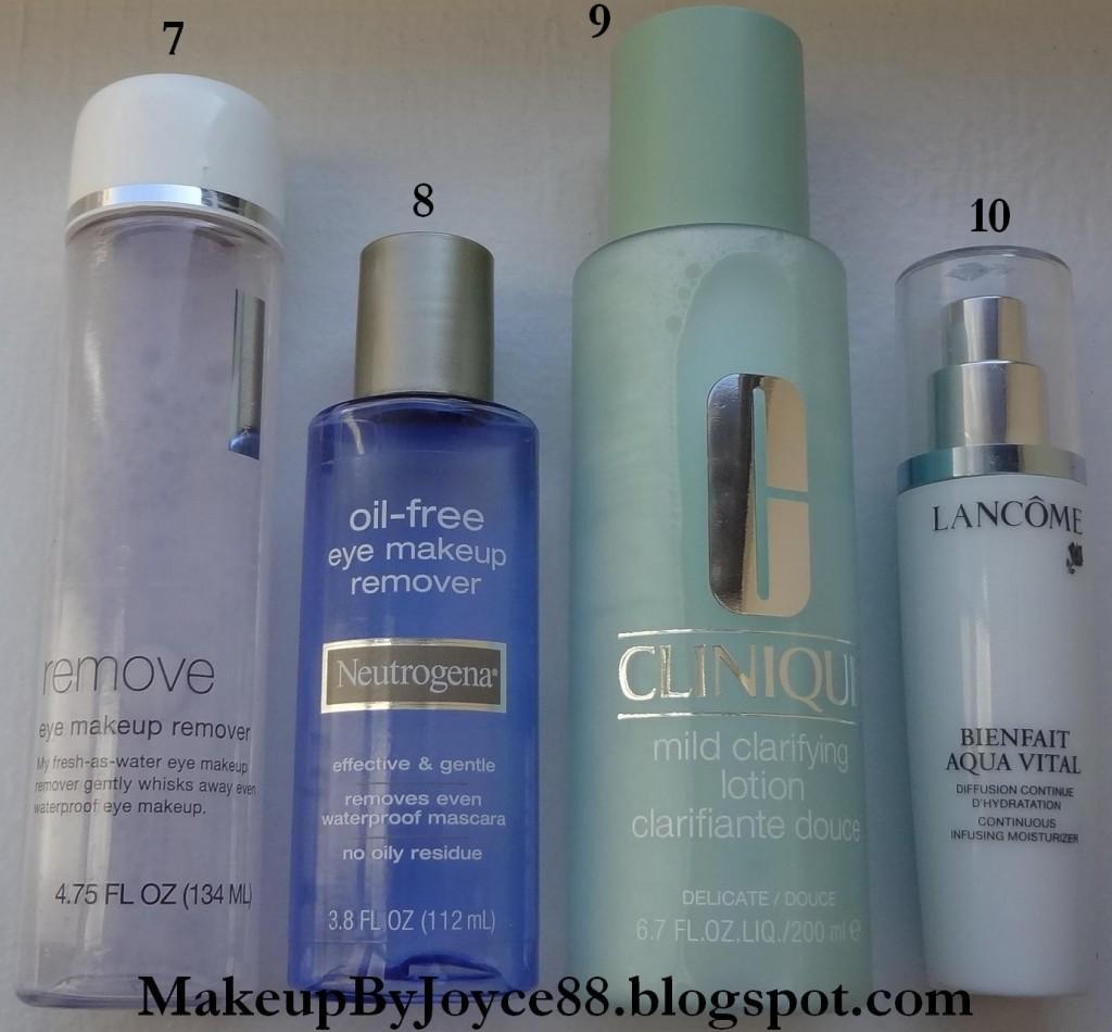 6 Sonia Kashuk Eye Makeup Remover in Make Up