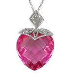 Heart+Necklaces+for+women.jpg , 6 Heart Necklaces For Women In Jewelry Category