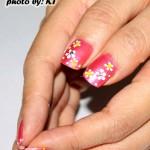 Askmewhats: Nail Art Tutorial:  , 6 Romantic Nail Art Design In Nail Category
