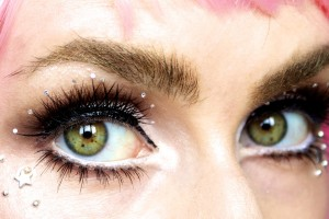 Make Up , 8 Eye Makeup For A Fairy : fairy eye makeup designs