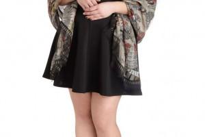 Fashion , 5 Vintage Style Dresses Plus Size : Jazz Standards Dress in Plus Size