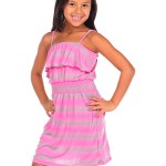 Kids Dresses Pink Dress , 8 Vintage Style Dresses For Kids In Fashion Category