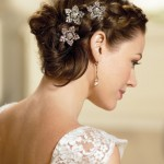 Loose braids and low side bun , 6 Pretty Side Hairstyles In Hair Style Category