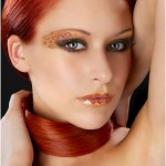 Lovely Makeup Tips for Redheads , 5 Eye Makeup For Redheads In Make Up Category