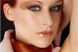 Make Up , 5 Eye Makeup For Redheads : Lovely Makeup Tips for Redheads
