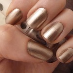 Luxury Gold Metallic Nail Polish  , 6 Gold Nail Polish Ideas In Nail Category