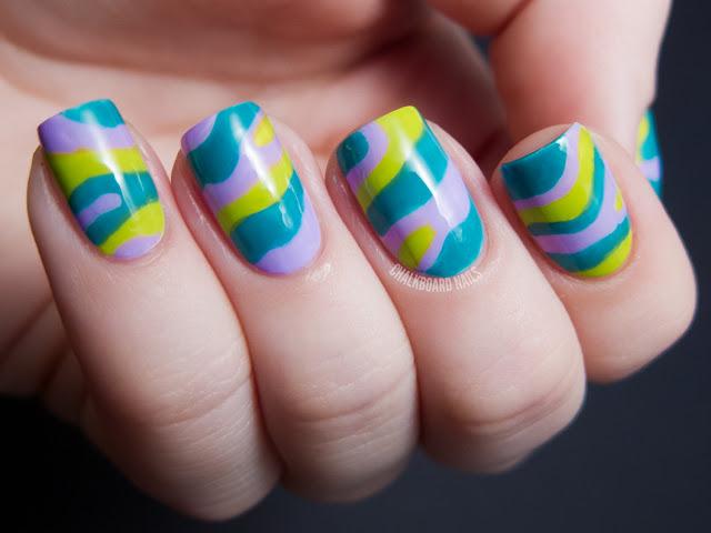 Nail , 6 Migi Nail Art Pen Designs : Migi Nail Art Design Ideas