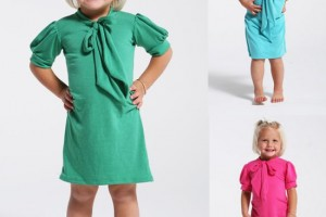 Fashion , 8 Vintage Style Dresses For Kids : Modern Vintage Dress for kids