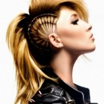 Mohawk Hairstyles Trends and Ideas For Girls (2) , 6 Black Girls Mohawk Hairstyles In Hair Style Category
