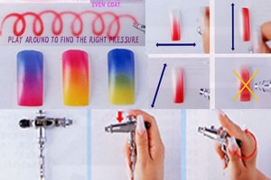 Nail , 7 Nail Art Pen Designs Step By Step : Nail Art Pen Designs Step By Step